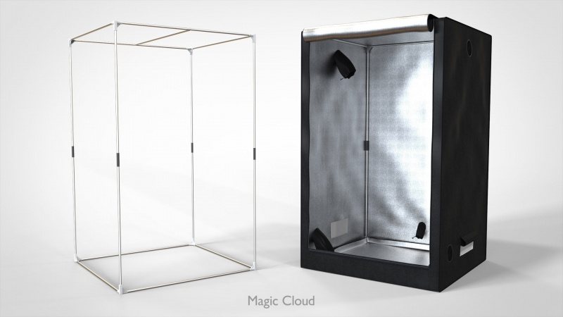 Гроубокс Magic Cloud MagicBox 120