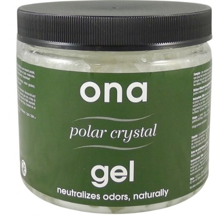 Нейтрализатор запаха ONA Gel Polar Crystal