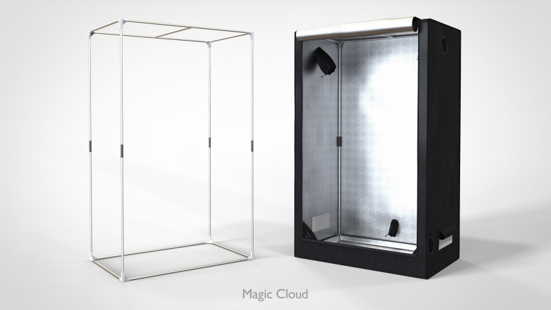 Гроубокс Magic Cloud MagicBox 120х80х200 см