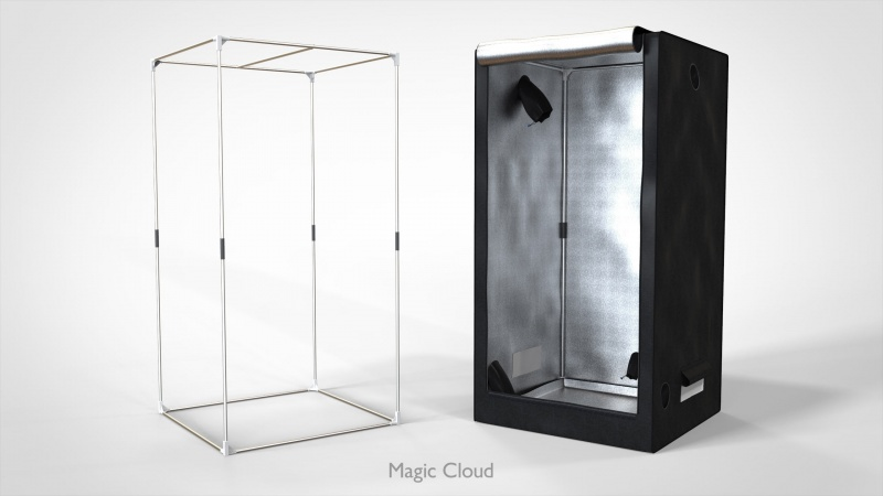 Гроубокс Magic Cloud MagicBox 100